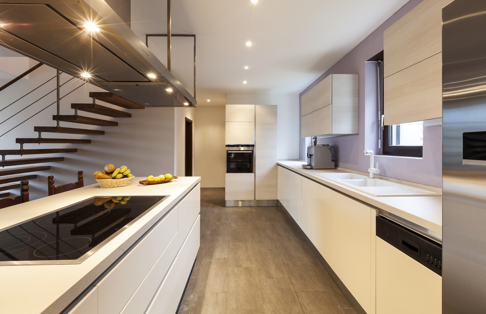 Sleek Kitchen Designs learn more Shutterstock_125629670