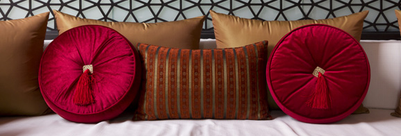 Soft Furnishings and Interior Decoration